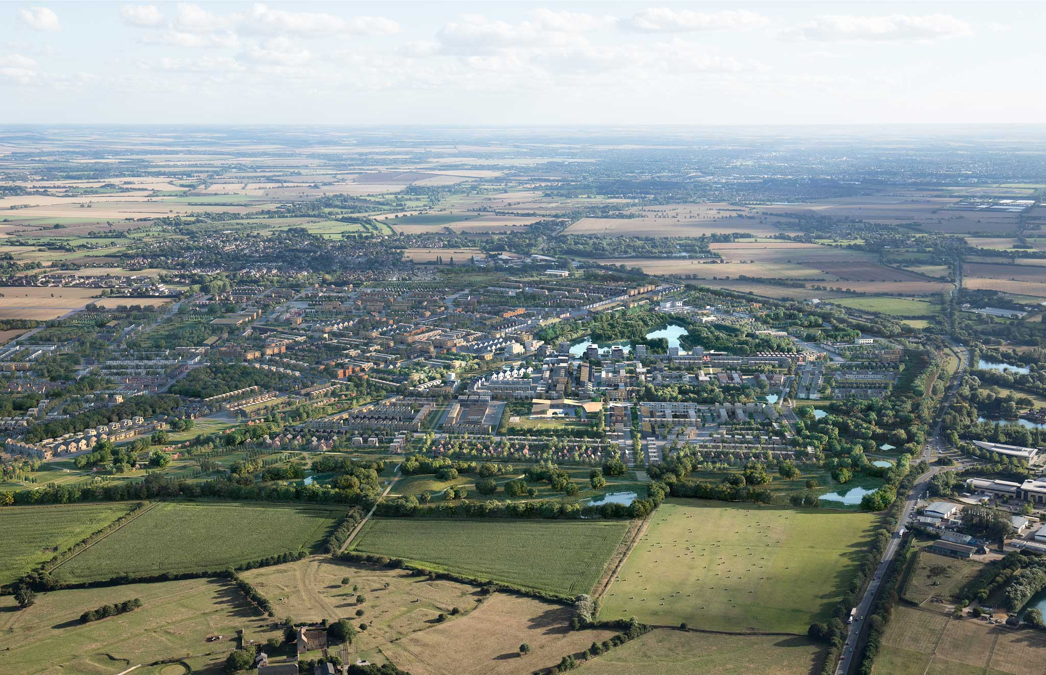 Waterbeach Barracks Development